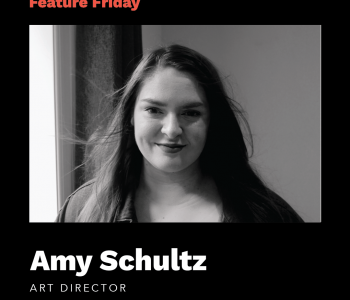 Feature Friday: Amy Schultz
