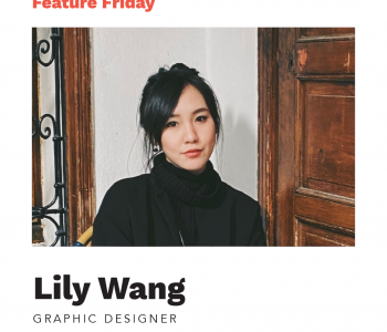 Feature Friday: Lily Wang